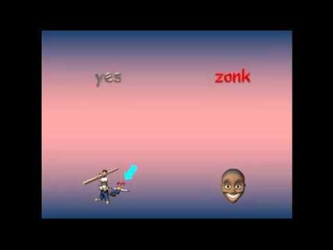 A to Z Vocabulary Match 77 (Y to Z)
