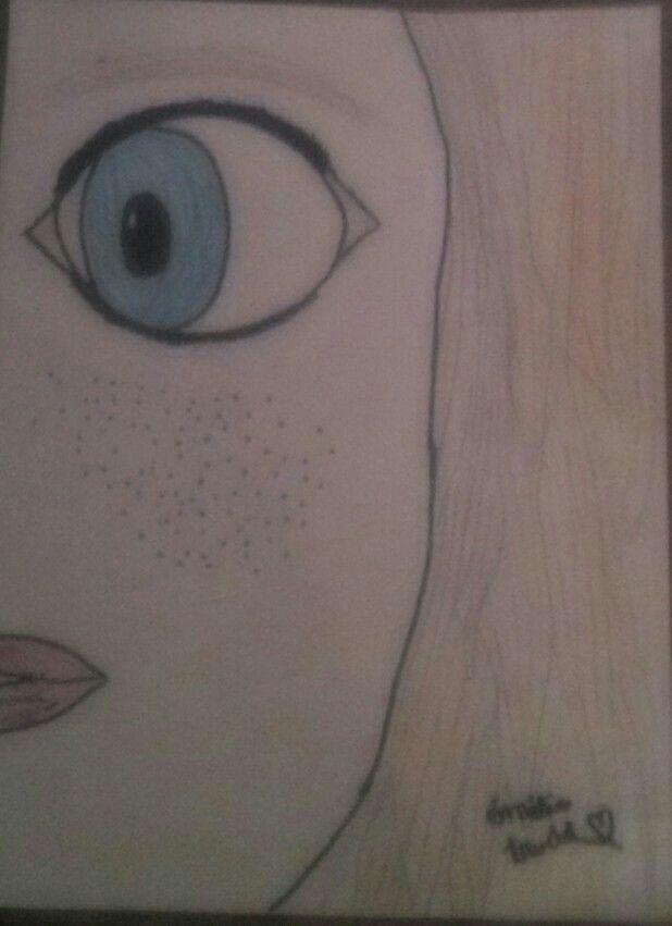 Je l'ai dessiner !!!!! signé Émélie