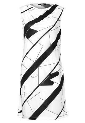 Vestito di maglina - bianco