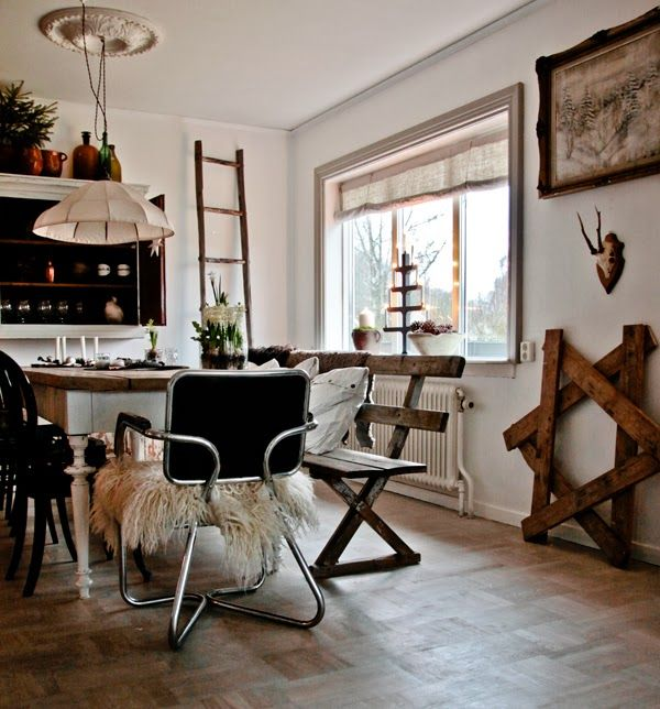 Vintage House: GIGANTISK STJÄRNA / GIGANTIC STAR