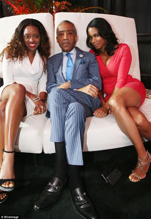 al sharpton with his ladies amazing weight loss in 2018 rh pinterest com