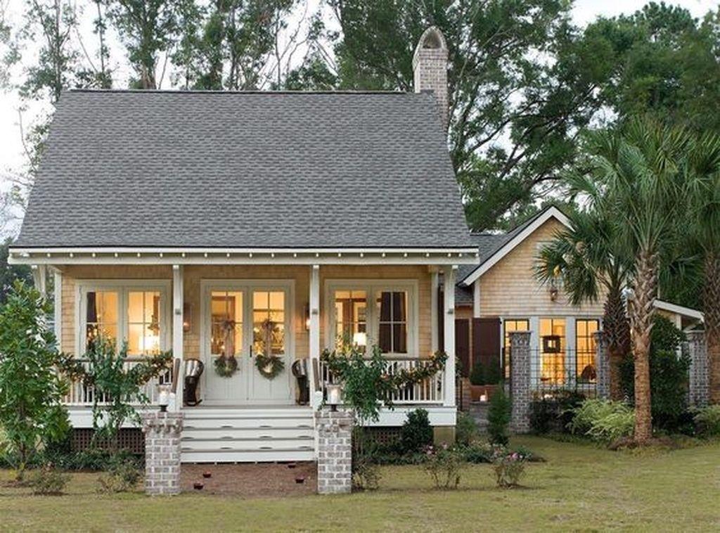 30 Popular Traditional Home Design Exterior Ideas Home Design Small Farmhouse Plans Small Cottage Homes Cottage House Plans