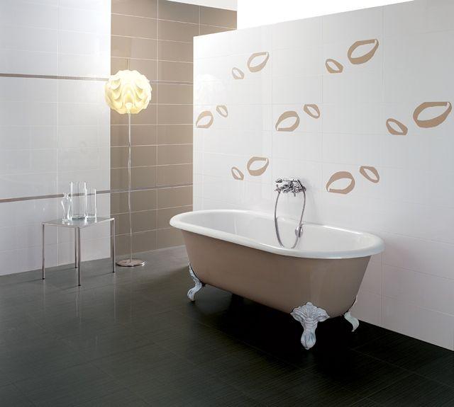 Beautiful Idee Carrelage Salle De Bain Moderne Photos: 55 Idees De Carrelage Design Pour Votre Salle De Bains