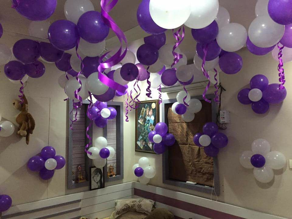 1000+ Balloon Decoration at Home Ideas and Videos