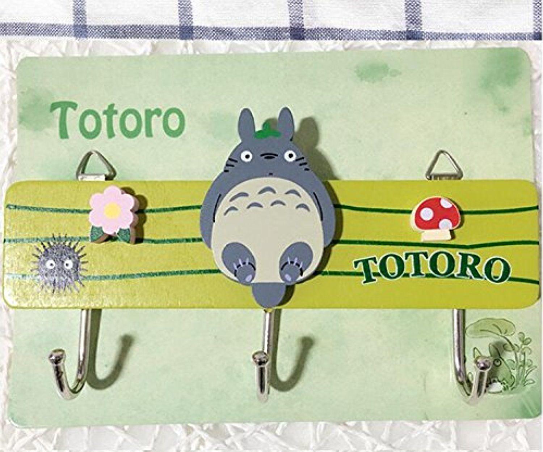 My Neighbor Totoro Magic Hook Hanger Wall Hook Towel Holder Utility ...