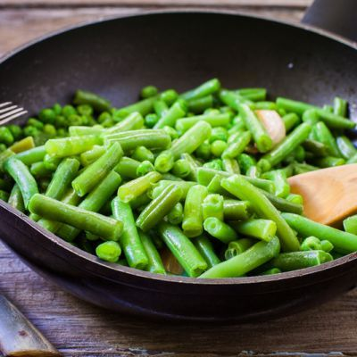 Copycat KFC Green Beans with Ham | Recipe | Veggie stir ...