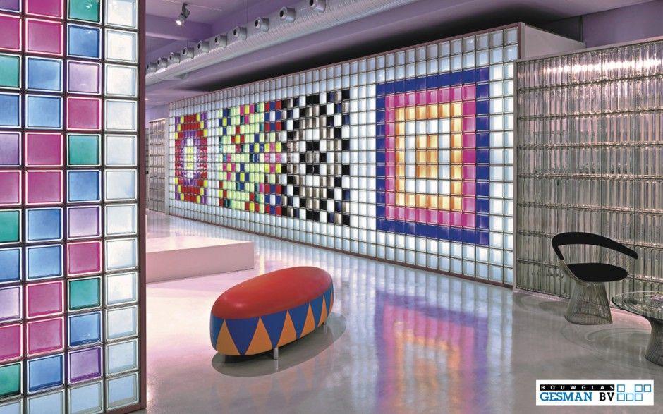 Glasblokken In Badkamer : Glasblok heeft de absolute trend voor in de badkamer een glazen