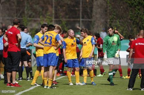 Football - soccer: DFB-Pokal 2013/14, SC Victoria Hamburg -... #hohenwieschendorf: Football - soccer: DFB-Pokal… #hohenwieschendorf