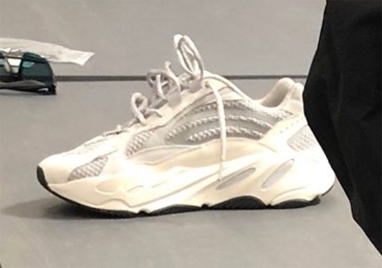 Kanye West Adidas Yeezy Wave Runner Preview Kanye West Adidas Yeezy Kanye West Adidas Sneakers Kanye West