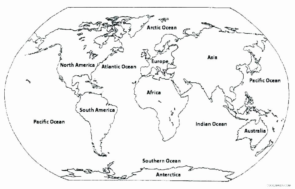32+ Continents coloring pages printable ideas