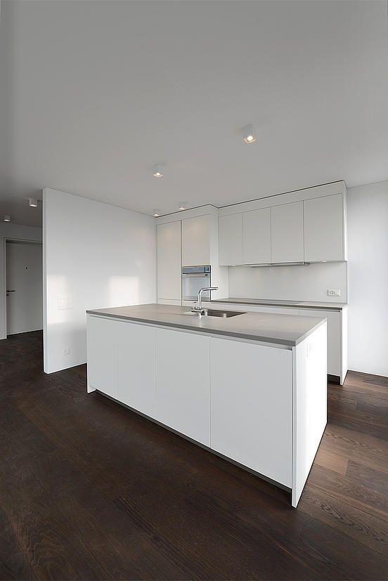 Splendide cucine Varenna Poliform per gli appartamenti della ...