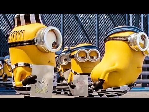 movie game trailers despicable me 3 minions in prison tv spot rh pinterest com
