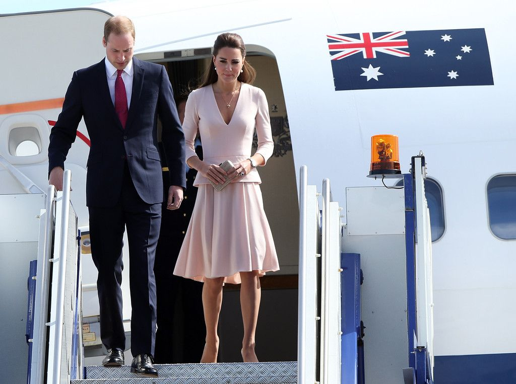 """NEW DESTINATION OF THE ROYAL TOUR """"Adelaide"""" THE DUKE AND DUCHESS OF CAMBRIDGE """""""