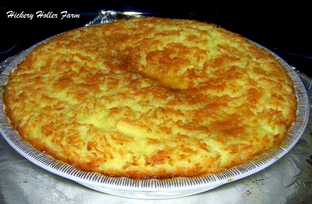Recipes That Use A Lot Of Eggs Impossible Pie Food