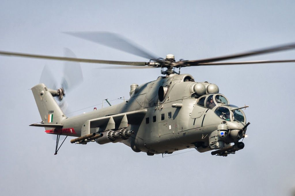A Hind-E for Pakistan: Islamabad to Purchase Russian Mi-35 Copters