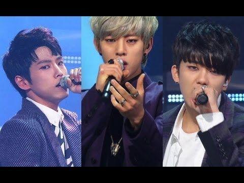2nd Week of February & B.A.P - 1004 (Angel) (2014.02.14) [Music Bank K-C...