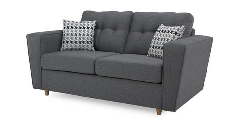mitch 2 seater deluxe sofa bed mitch dfs house sofa bed 2 rh pinterest com