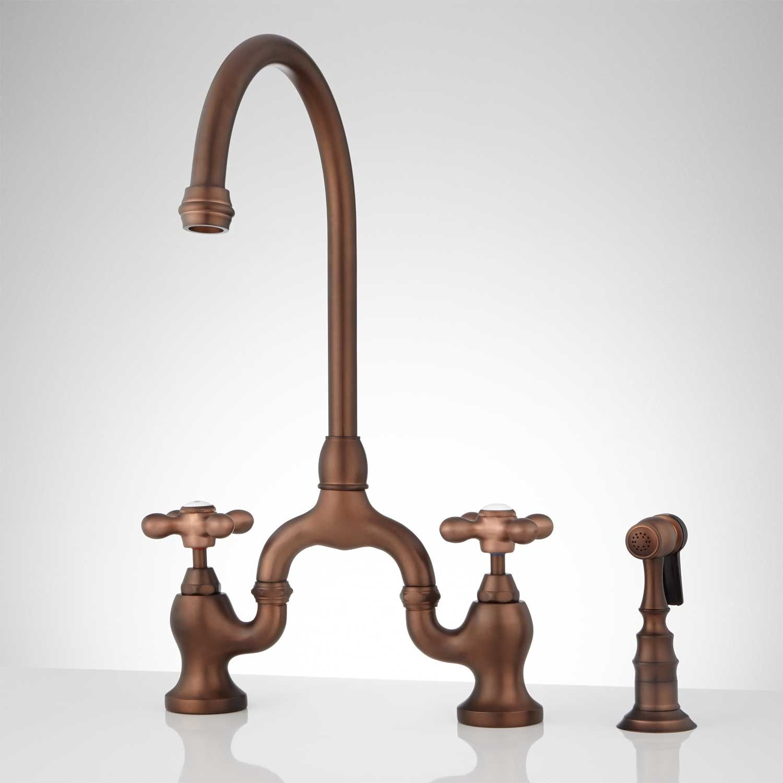 kitchen faucet copper kitchen faucets