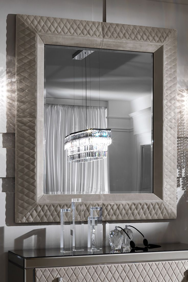 craftsmen office interiors. The Large High End Italian Upholstered Nubuck Mirror At Juliettes Interiors Is An Exceptional Hand- Craftsmen Office H