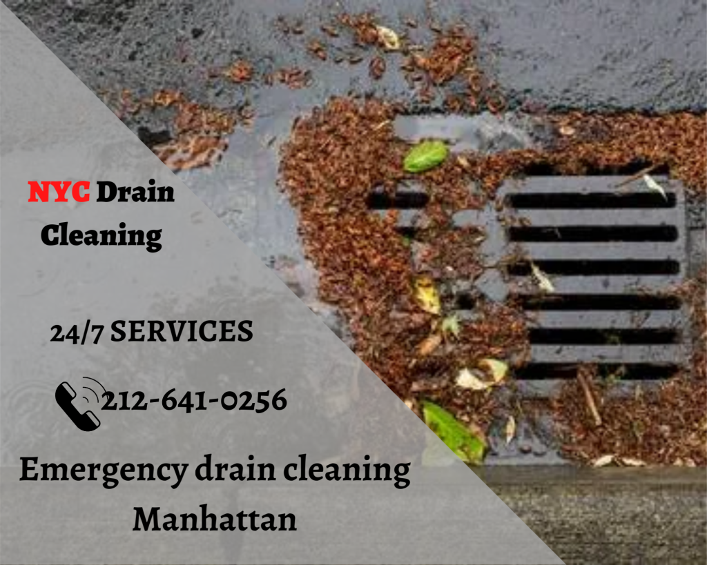 Emergency Drain Cleaning Manhattan In 2020 Drain Cleaner Cleaning Cleaning Service
