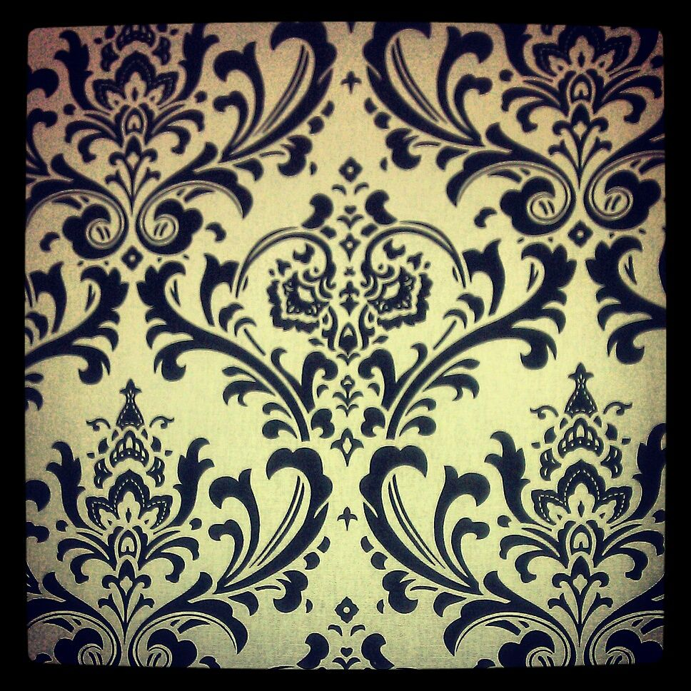 Traditional damask pattern Keeping classic current Traditional