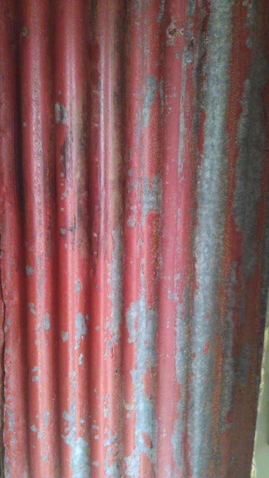 Old corrugated iron -RustyMotion