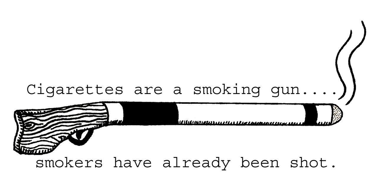 Quit Smoking Slogan