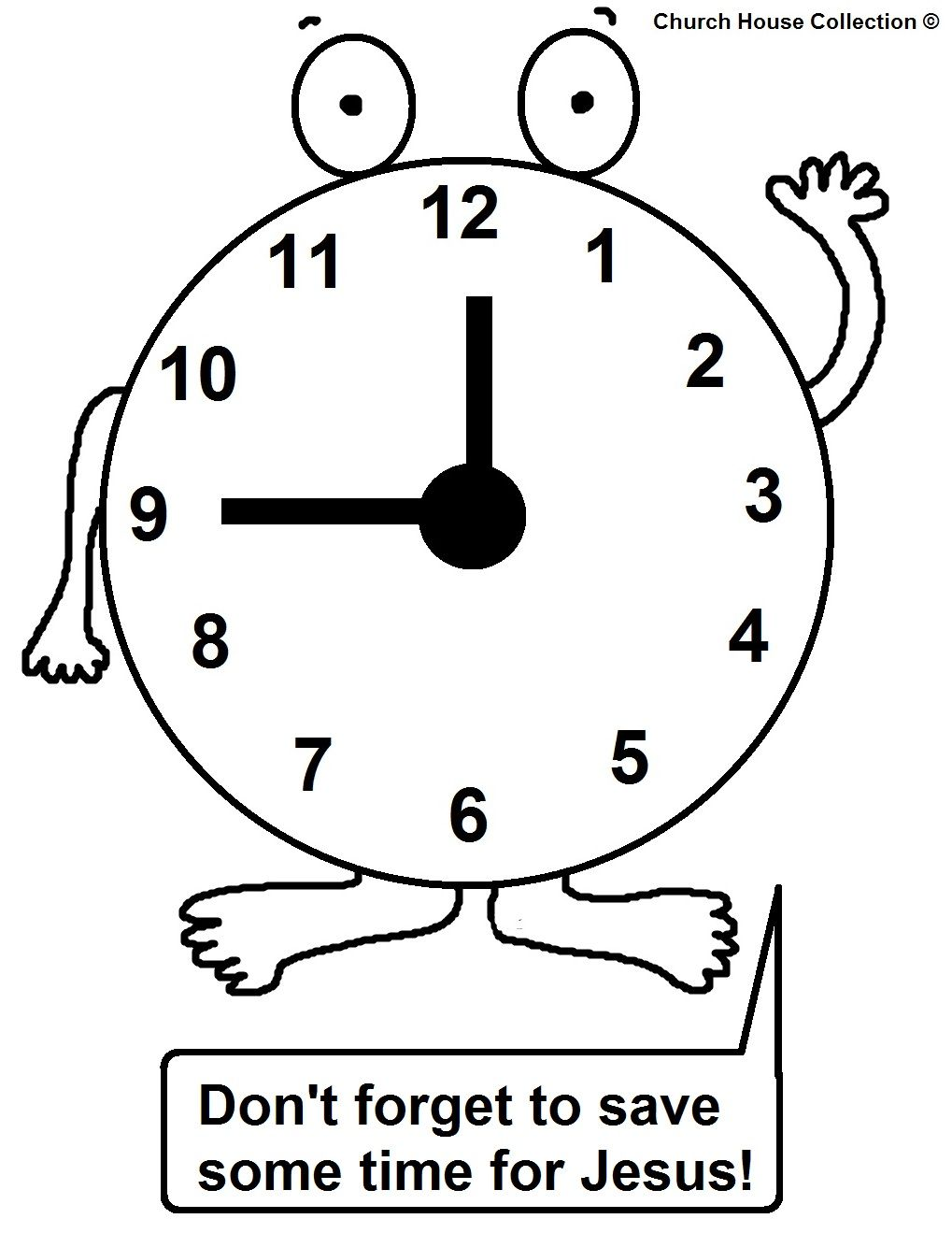 clock craft for kids check out all the daylight savings time