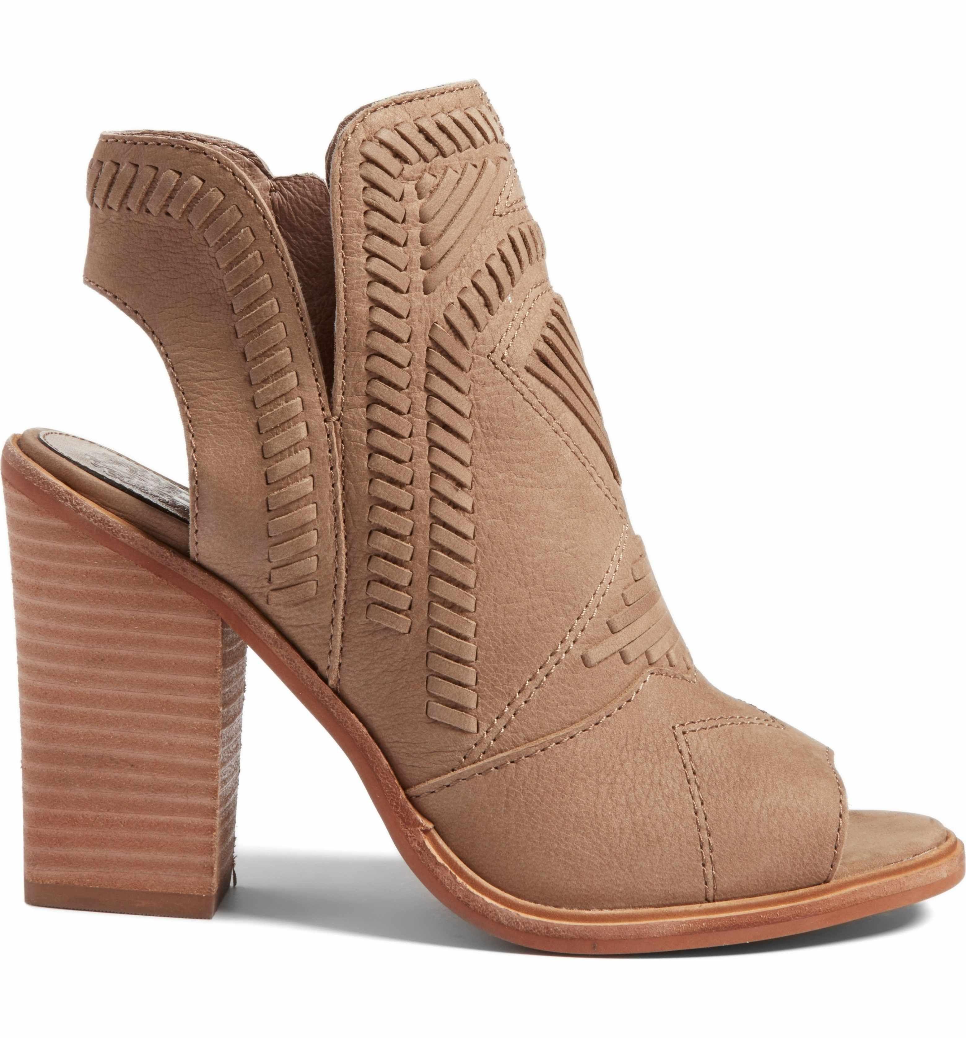 feeb141b24 Main Image - Vince Camuto Karinta Block Heel Bootie (Women ...