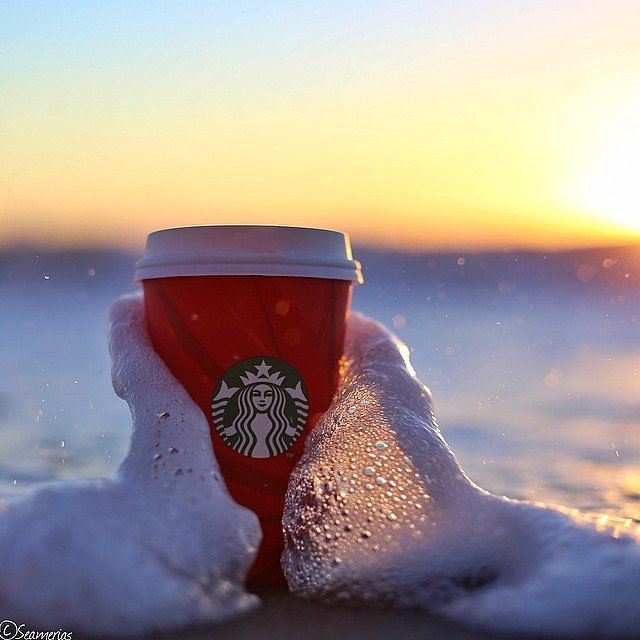 Starbucks Red Cups Have Arrived! 30 Snaps For Festive