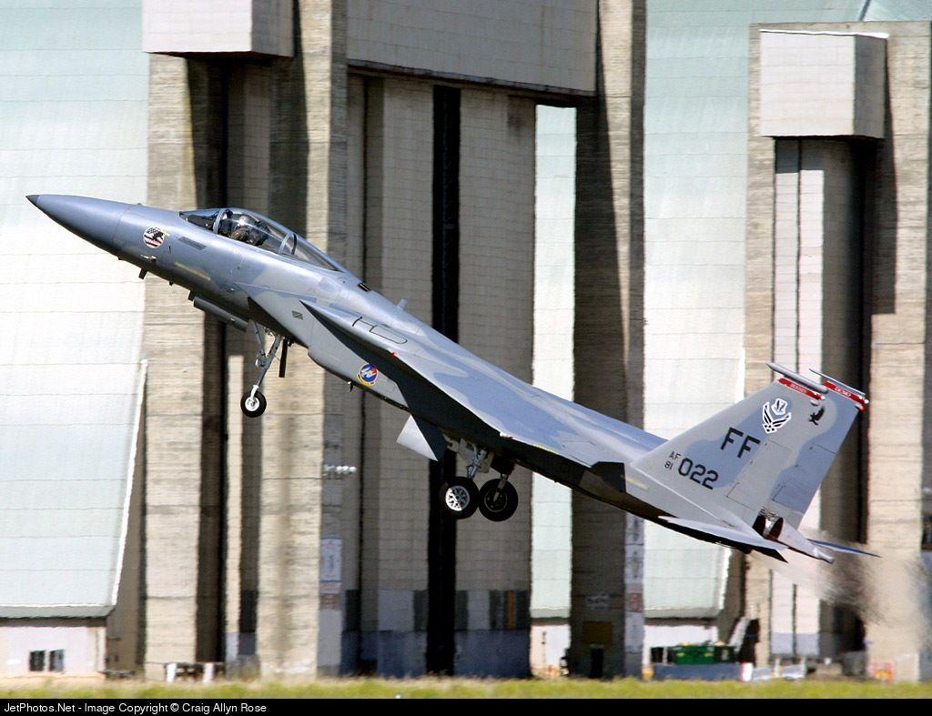 McDonnell Douglas F15C Eagle 810022 738/C205 Mountain