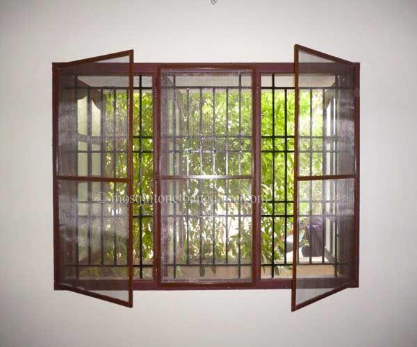 Velcro Type Window Mosquito Net Dealers In Vadapalani Mosquito Net Window Design Windows