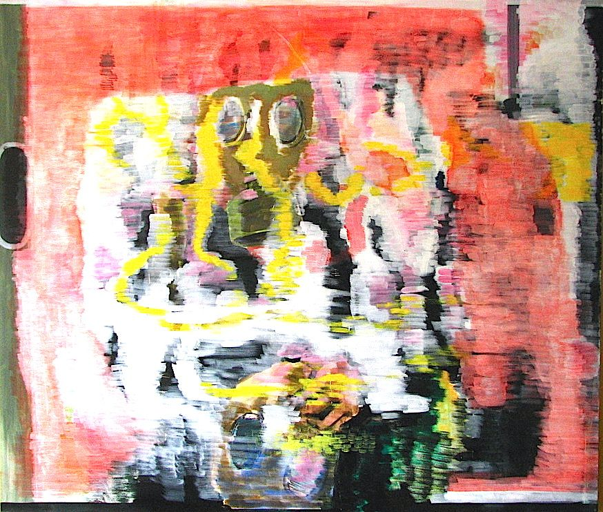 Quake Zero With Images Abstract Artwork Artwork Painting