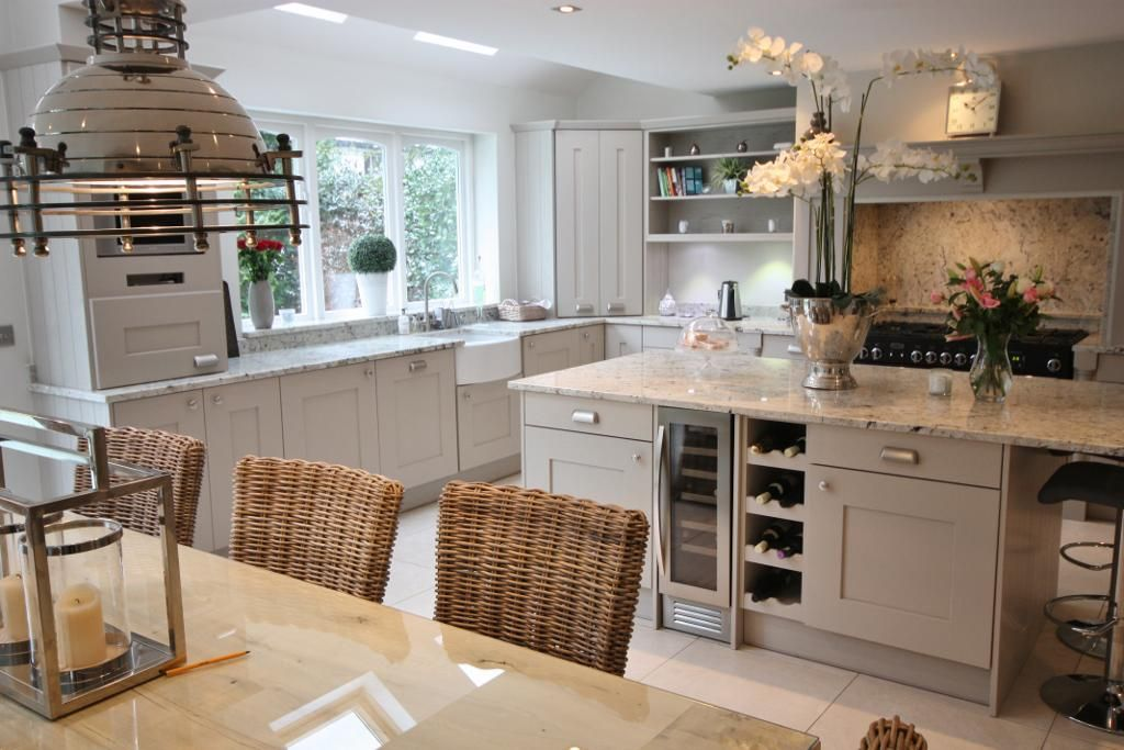 A beautiful kitchen to lift your spirits