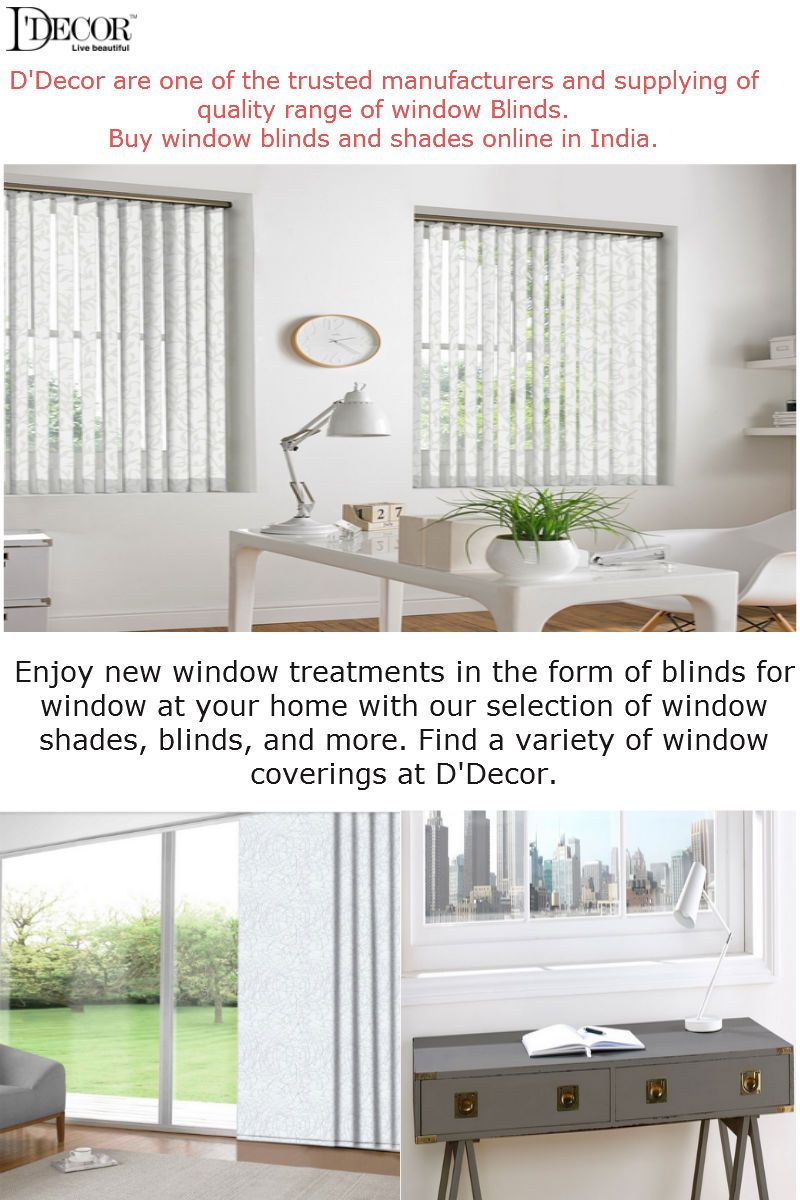 Ddecor are one of the trusted manufacturers and supplying quality range windowblinds also homedecoritems online decorproduct on pinterest rh