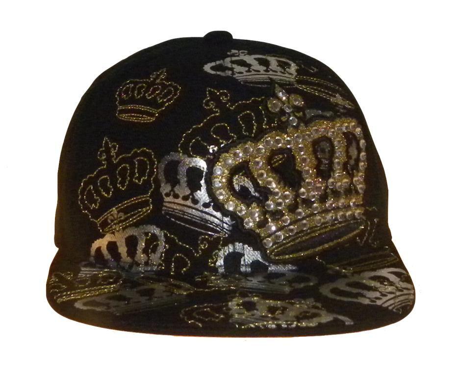Basebolowka Korona Wysylka Gratis 3247590001 Oficjalne Archiwum Allegro Hip Hop Swag Swag Hip Hop