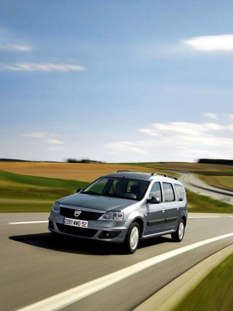 Dacia Logan Wallpaper 480x640 Carros