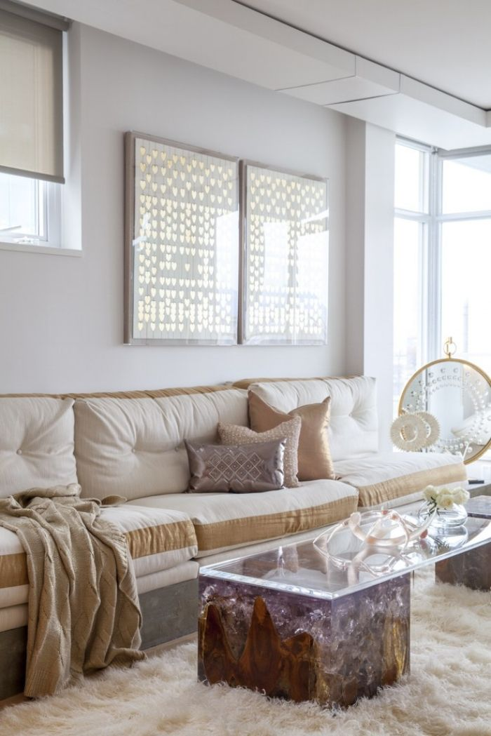 Bohemian Glamour decorate your home to cleanse