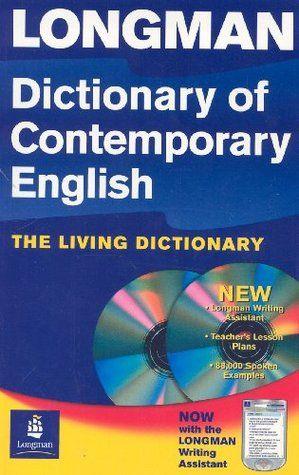 Longman Dictionary of Contemporary English | English textbook
