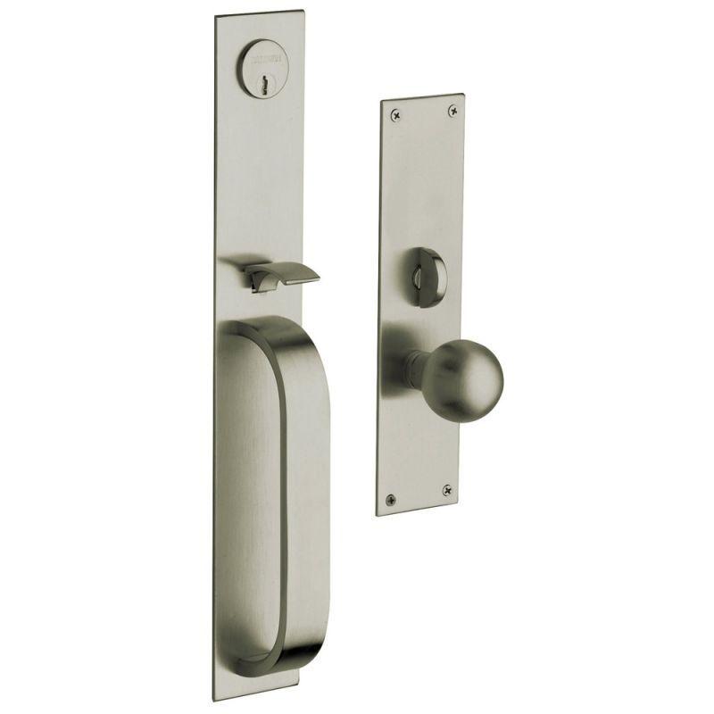 Baldwin 6563 Dblc Chicago Double Cylinder Mortise Handleset Trim Set Craftsman Door Door Hardware