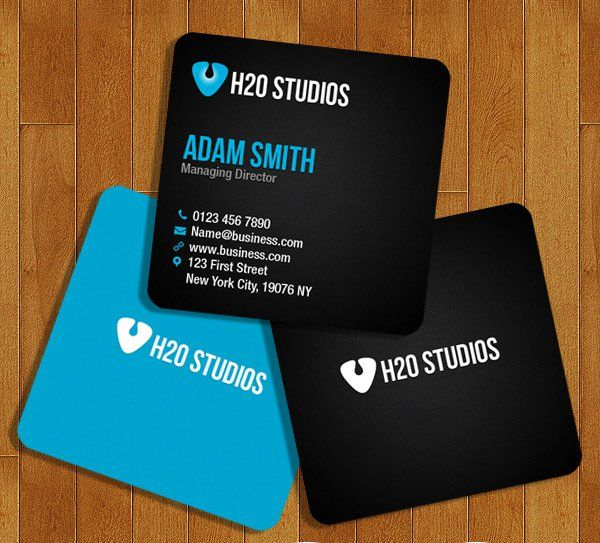 Free mini business cards psd business cards pinterest cards business card plays a key role in the business development as well as helps you in introducing yourself in your professional circle solutioingenieria Choice Image