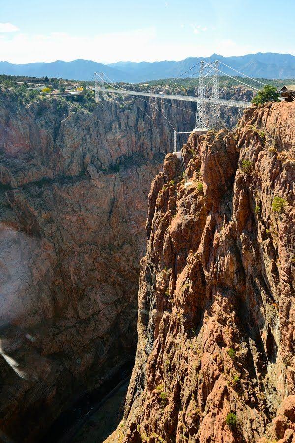 Royal Bridge, Colorado Explore colorado, Mountain