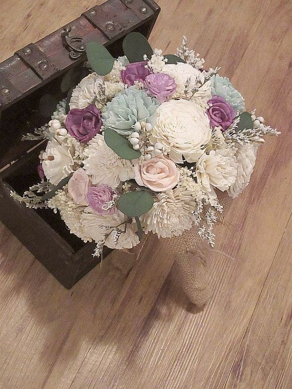 Hey, I found this really awesome Etsy listing at https://www.etsy.com/listing/217752146/handmade-wedding-bouquet-sola-wood