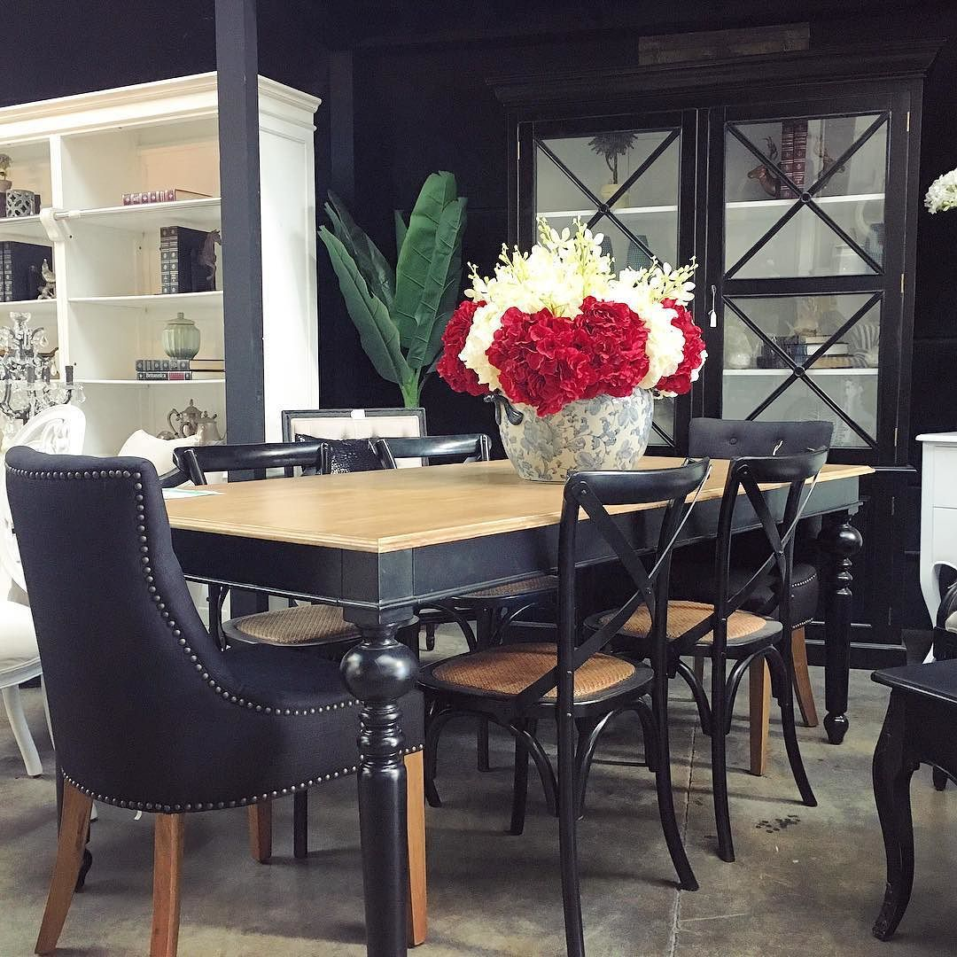 chandon dining table how smart does our chandon dining table look in rh pinterest com