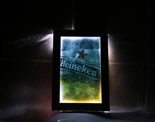 Led Photo Frame Backlit Poster Frame Lighted Poster Frame Diy Picture Frames