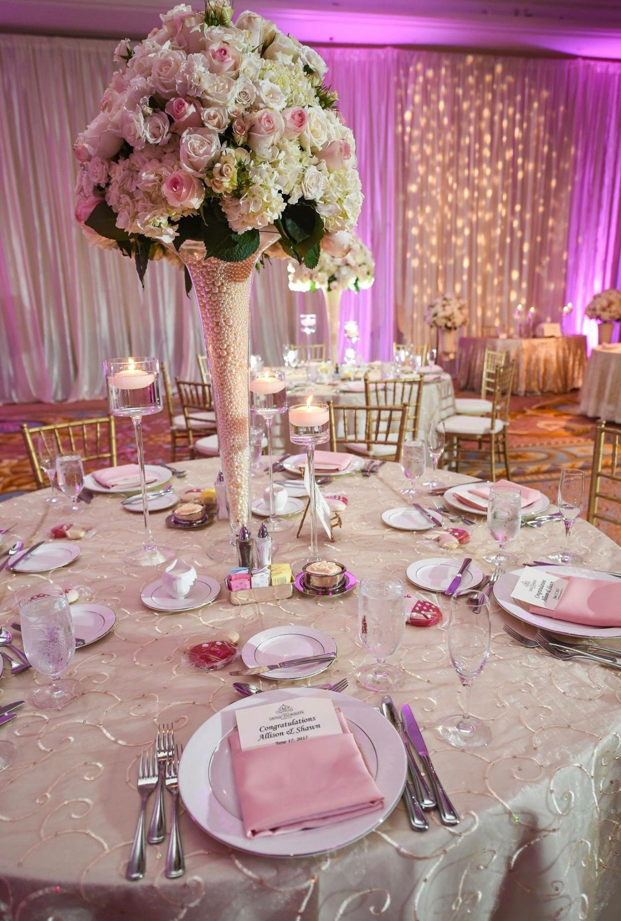 BlueHost.com | Romantic theme wedding, Blush wedding colors, Disney world  wedding