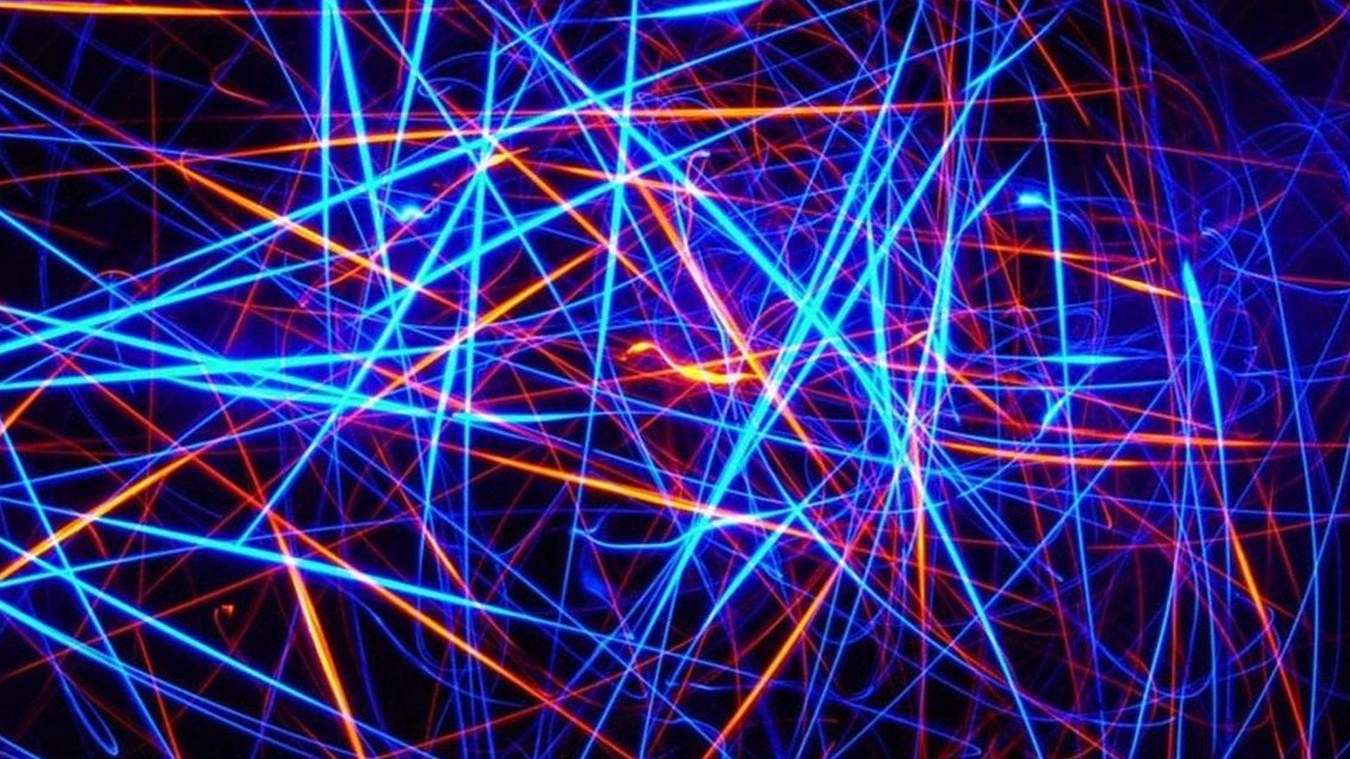 Light Abstract Wallpaper HD