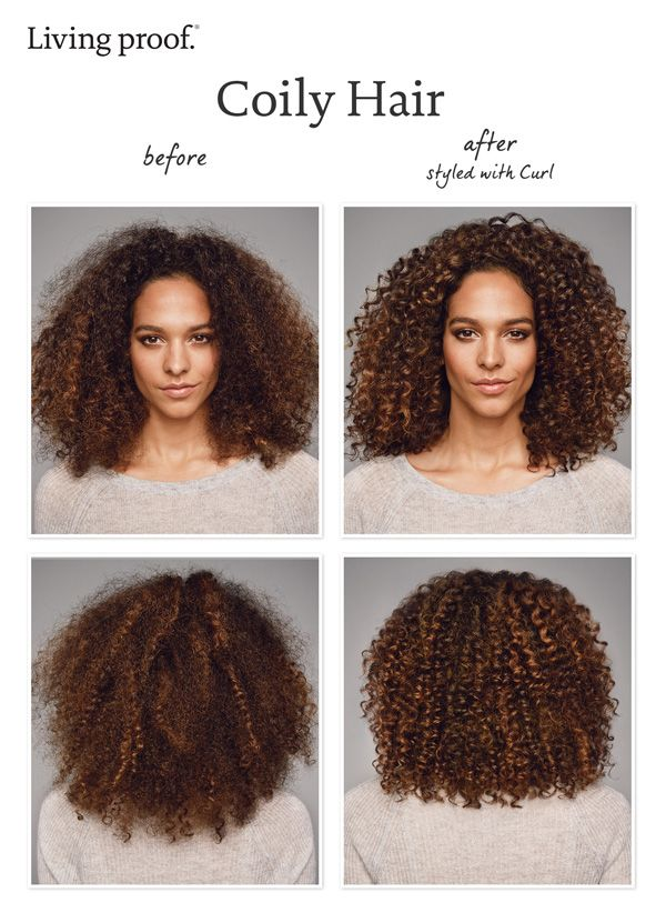 Living Proof Curl Delivers Defined Frizz Free Natural Curls