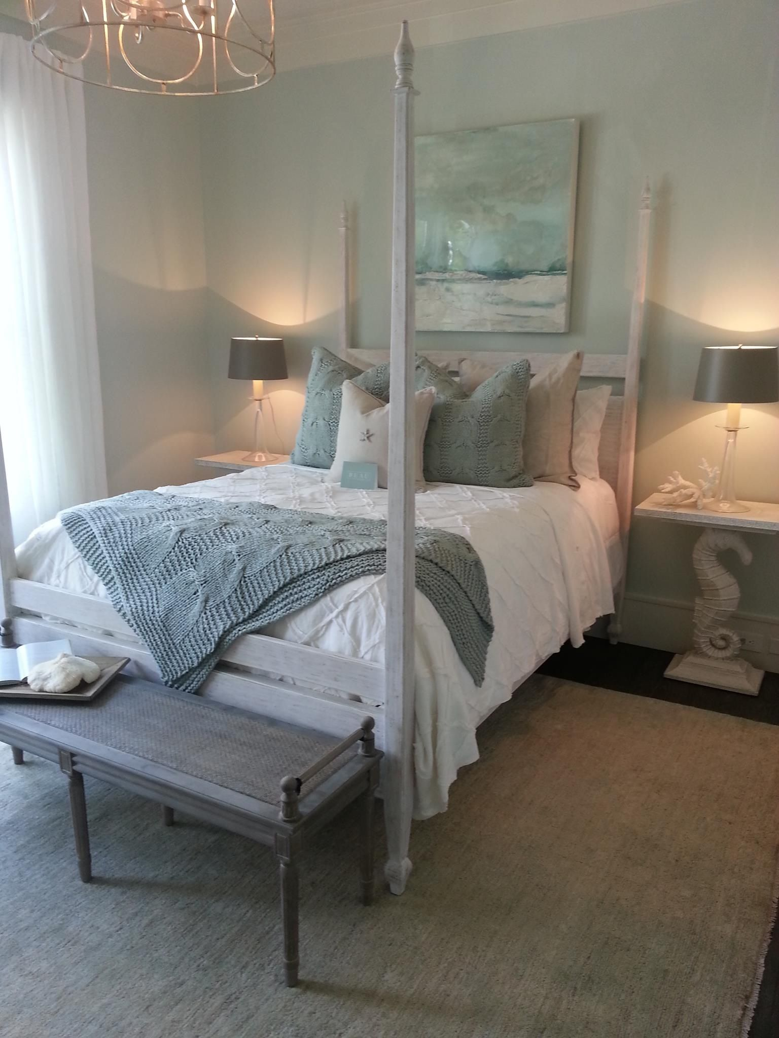 Linen Duvet/cable Shams (Beau Interiors)