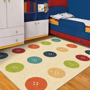 Orian Buttons Fun Kids Rug Walmart Online Boys Room